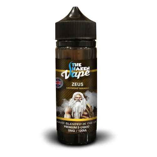 Zeus 120ml Shortfill Eliquid